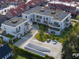 Appartement te koop gelegen op de tweede verdieping van residentie Villa Duchamp te Nieuwpoort. Dit appartement omvat een ruime inkomhal met vestiaire