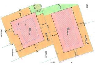 Perceel bouwgrond te koop Oostduinkerke gelegen in een verkaveling bestaande uit 2 loten op unieke ligging. Percelen bestemd voor eengezinswoningen in