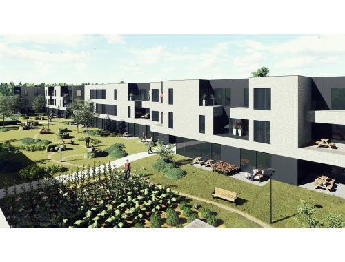 Appartement te koop in Brugge, € 208.000