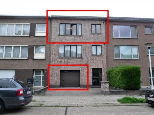 BOECHOUT: Gezellig appartement in klein blokje, slechts 2 appartementen, rustig gelegen midden woonwijk, op de 2de verdieping met gemeenschappelijke g