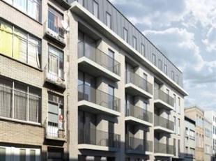 Prachtig nieuwbouw  appartement  van ca 85m² met 2 slpks. en terras  gelegen op de 1ste verdieping in een gebouw van 4 hoog met lift. Ruime leefr