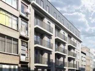 Prachtig nieuwbouw  appartement  van ca 80m² met 2 slpks. en terras  gelegen op de 1ste verdieping in een gebouw van 4 hoog met lift. Leefruimte