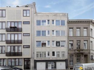 Begijnenvest 84 (4de verd.) - Antwerpen<br /> Instapklare, verzorgde studio (31 m²) op toplocatie in Antwerpen.<br /> Het pand bevindt zich op ee