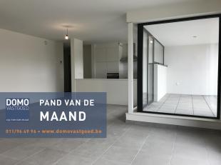 """Knap afgewerkt energiezuinig nieuwbouwappartement.<br /> Dit appartement is gelegen in Residentie """"Veldekehof"""" te Spalbeek (Hasselt) en beschikt over"""
