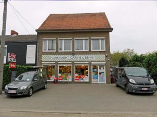 Goed gelegen gelijkvloerse handelsruimte te Kuringen<br /> Handelsgelijkvloers van 160 m² gelegen temidden de woonwijken van Kuringen met bijhore