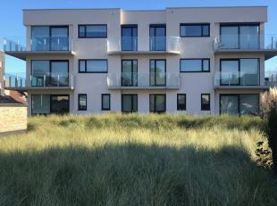 Instapklaar appartement met 1 slaapkamer in een kleinschalig nieuwbouwproject Res. Alexander te Oostduinkerke. Op wandelafstand van het strand gelegen