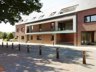 Dit hedendaags en rolstoeltoegankelijk appartement maakt deel uit van het nieuwbouwproject 'De Brouwerij', waarbij wooncomfort centraal staat. Indelin