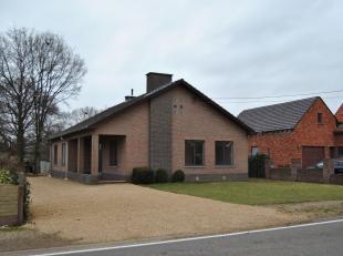 De woning is in goede staat; onlangs werd de keuken, de laminaatvloeren van de slaapkamers en de verwarmingsketel nog vernieuwd!<br /> Al de leefruimt
