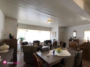 Gelijkvloers appartement met 2 slaapkamers en overdekt terras.<br /> <br /> Bij ImmoFusion 7/7 open huis: klik op onze 3D-RONDLEIDING.<br /> Ervaar di