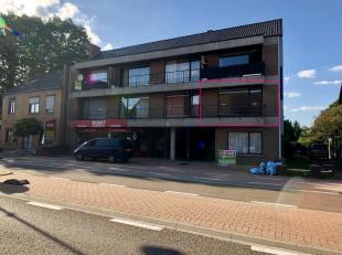 """Ruim appartement met 3 slpks, garage, kelderberging en lift, dichtbij Heusden-Centrum!<br /> Bij ImmoFusion  7/7 """"open huis""""  : klik op onze 3D-RONDLE"""