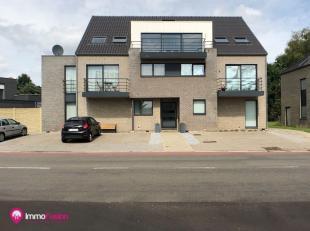 """Ruim appartement met veel privacy, 2 grote slpks, standplaats, berging en groot terras te Houthalen!<br /> Bij ImmoFusion  7/7 """"open huis""""  : klik op"""