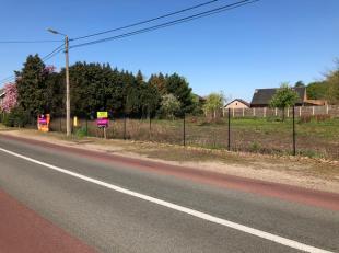 Projectgrond voor 2 half open bebouwingen INCLUSIEF vergunde plannen, in het aangename Berkenbos (Heusden)!<br /> Deze reeds verkavelde grond is star