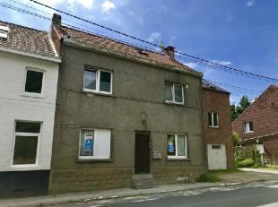 Braine-lAlleud : à proximité de tous les axes routiers, spacieuse maison 2 façades se composant au rez-de-chaussée dun hal