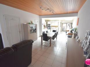 """TOP SECTEUR !!! <br /> Saine maison d'habitation 2 façades située à 1 minute de Mouscron, secteur """"Paradis"""" à Rekkem, comp"""