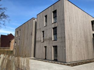 Nabij het centrum van Genk vinden we deze mooie Residentie Bene. <br /> <br /> Het twee-slaapkamer appartement heeft een oppervlakte van 92m2 en een t