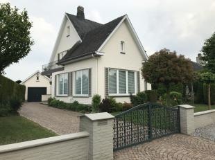 Stijlvolle gezinswoning te Bokrijk met 165 m² bewoonbare oppervlakte.<br /> <br /> Aan de Zouwstraat 8 te Bokrijk rustig gelegen in een residenti