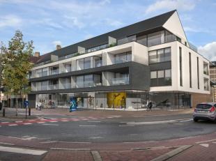 Vlak in het centrum van Genk bevindt zich dit prachtig luxe appartement. <br /> <br /> Het appartement heeft twee slaapkamers. De keuken is ingericht