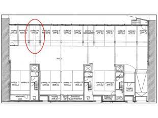 In Residentie De Dry Roosen, op de Rozenstraat in Hasselt, bieden wij deze ondergrondse staanplaats te huur aan. <br /> <br /> Deze bevindt zich vlakb