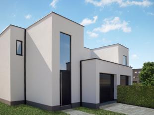 Aan het Heuvelplein te Lanaken, zeer centraal en toch rustig gelegen, bevindt zich deze prachtige nieuwbouwwoning. Deze moderne, halfopen é&eac
