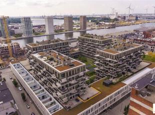 """Uniek (bemeubeld) nieuwbouw appartement met 2 slaapkamers en buitengewoon terras van 100m2.<br /> Gelegen in het gerenommeerde """"CADIZ""""-project op de s"""