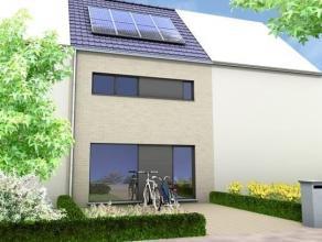 Info: 03 646 66 55 of info@sinjoor.be Nieuw te bouwen woningen in een residentiële, groene omgeving. Vlakbij het centrum van Broechem, doch rusti