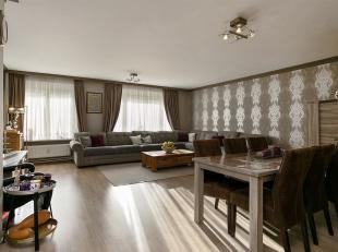 Info/bezoek: 03 283 05 00  stad@sinjoor.be Dit ruime appartement van 108 m² is gelegen op wandelafstand van park Rivierenhof, het grootste park i
