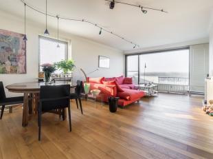 Info/bezoek: 03 283 05 00  stad@sinjoor.be Ruim appartement met 3 (mogelijk 4) slaapkamers met zicht op groen en de Antwerpse 'skyline'. Gelegen aan d