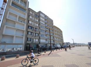 Ongemeubileerd appartement met zeezicht op de 3de verdieping op de Zeedijk tussen het Rubensplein en de P.Parmentierlaan. Dit Appartement beschikt ove