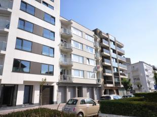 Zeer goed gelegen autostaanplaats op niveau -1 van de residentie Europe op enkele meters van het Casino, zeedijk en wandelafstand van het Rubensplein.