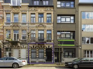 Dit prachtig en ruim appartement op de gelijkvloerse verdieping is rustig gelegen op het Zuid, vlakbij het museum van Schone Kunsten en de gezellige M