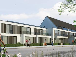 In hartje Ertvelde (deelgemeente van Evergem), gelegen op de hoek van de Garenstraat en Molenstraat bevindt zich deze prachtige nieuwbouw residentie.