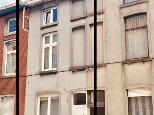 Goed onderhouden rijwoning nabij het centrum van Gent en openbaar vervoer.<br /> Ontdek deze starterswoning met op het gelijkvloers een ruime leefrui