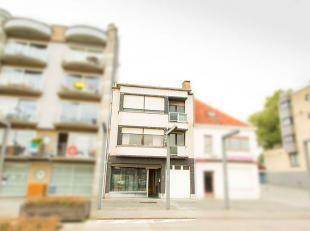 Projectgrond (450m²) op topligging, zicht op jachthaven, vlakbij ABC-Toren! Mogelijkheid tot oprichting gebouw aan Rederskaai enerzijds, aan Graa