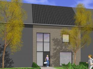 Nieuw te bouwen gesloten woning op een nieuwe verkaveling. Ligging net buiten het centrum vlakbij de sporthal Lange Munte. U woont op 15 minuten fiets