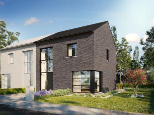 Nieuw te bouwen halfopen bebouwing gelegen op een rustige nieuwe verkaveling vlakbij de kust. De volledig afgewerkte woning bestaat uit ruime living,
