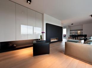 Appartement 1.3 Een 2 slaapkamer appartement van 110m² op de eerste verdieping met terras. Dit prachtig appartement is ingedeeld met een aparte i