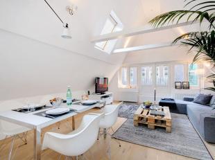 Appartement 3.1 Een 2 slaapkamer appartement van 124m² op de dakverdieping met zonnig terras. Dit prachtig appartement is ingedeeld met een apart