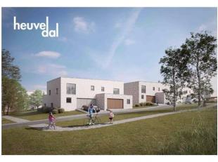 Midden in het groen tegenover het ziekenhuis bouwen we Heuveldal: verschillende nieuwbouwwoningen waar het rustig en comfortabel wonen is.Nieuwbouw =
