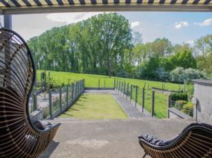 Mooie gerenoveerde woning 2 slaapkamers met tuin, zicht op weide, mogelijkheid 3e slaapkamer