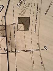 BOUWGROND HALF OPEN, 8A01CA, IN EEN RUSTIGE GROENE OMGEVING.<br /> Bent u op zoek naar een leuk perceel bouwgrond half open bebouwing in een rustige s
