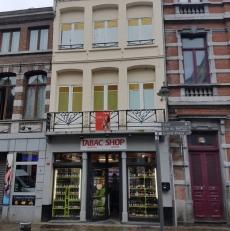 L'immeuble se compose d'un rez de chaussée commercial actuellement exploité par un commerce ( tabac, boisson, alimentation) et d'un appa