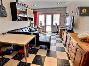 Namur/ 10 min à pied du centre-ville et de la gare, GO immobilier vous propose un appartement 2 chambres actuellement loué, de + de 50m2
