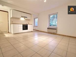Idéalement situé à deux pas du centre de Wavre, Go immobilier vous propose ce studio de ±40m² se composant d'un livin
