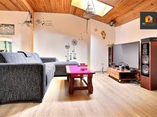 Situé dans l'agréable village de Blanmont, à quelques mètres de la gare et d'une boulangerie, charmant appartement 1 chamb