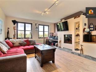 Go immobilier a le plaisir de vous présenter cette magnifique maison 4 chambres implantée sur un terrain de ± 6 ares 46 orient&ea