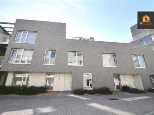 Go immobilier vous propose cette magnifique maison NEUVE de ± 130m² située dans un tout nouveau complexe privé. Cette maison