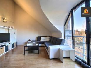 Go Immobilier vous proposer ce magnifique appartement 2 chambres situé au 3ème étage d'un immeuble avec ascenseur à Wavre.