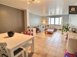 Go Immobilier vous propose cette agréable maison de ±160m² proche de toutes commodités. Ayant subi une importante rén