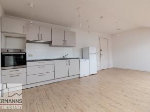 In het centrum van leuven, dichtbij het Faculteit 'Letteren', in een kleine mede-eigendom, aangenaam appartement 1 slaapkamer van 55 m². Hij best
