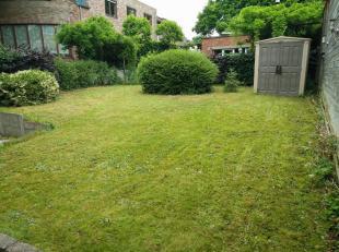 Ruim, gelijkvloers & lichtrijke appartement met o.a. drie slaapkamers én een private tuin. <br /> Met een bruikbare vloeroppervlakte (volge